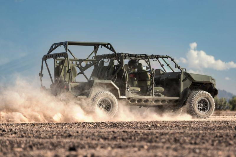 Why the US military buys this 'Chevrolet Colorado'