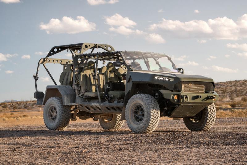 Waarom het Amerikaanse leger deze 'Chevrolet Colorado' koopt