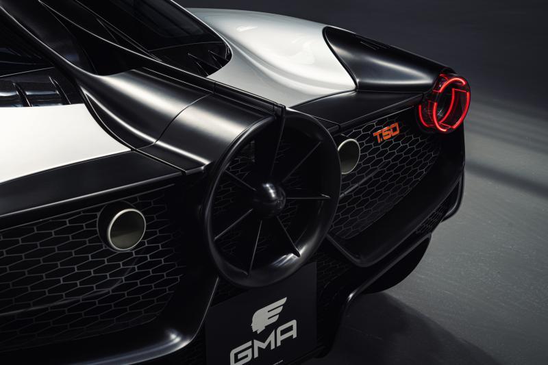 Gordon Murray T.50 gaat iconische McLaren F1 achterna