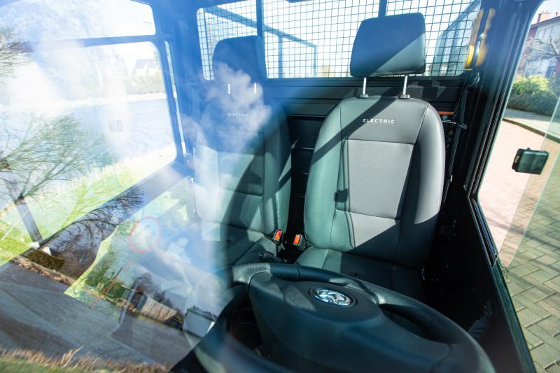 Eerste review Goupil G4: hoe rijdt het elektrische busje van supermarkt Picnic?