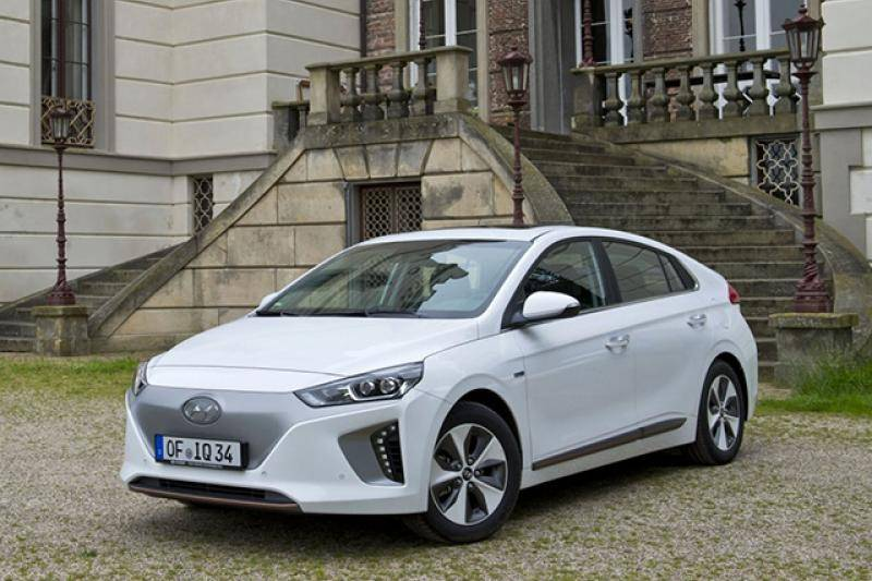 Hyundai IONIQ prijzen en specificaties