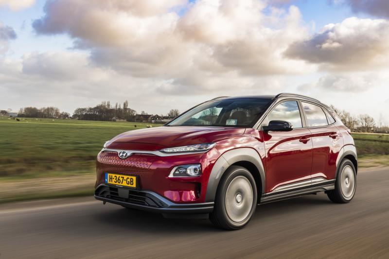 Eerste review: Hyundai Kona Electric (2020)