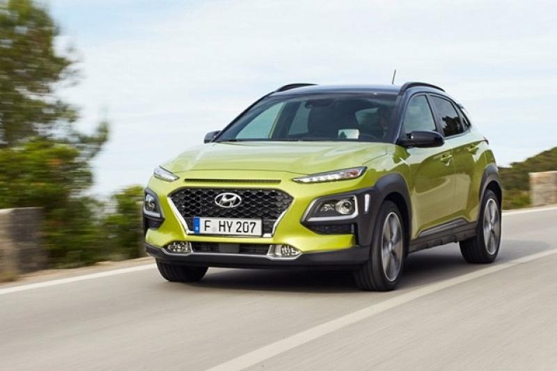 Hyundai KONA prijzen en specificaties