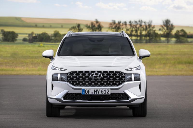 Nieuwe Hyundai Santa Fe oogt ondeugend maar is dat niet