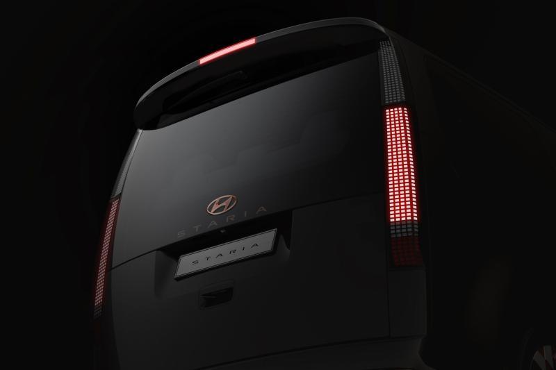 Hyundai Staria bewijst: mpv's kunnen ontzettend stijlvol zijn!