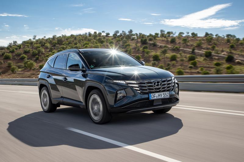 Test: Hyundai Tucson Hybrid (2021)