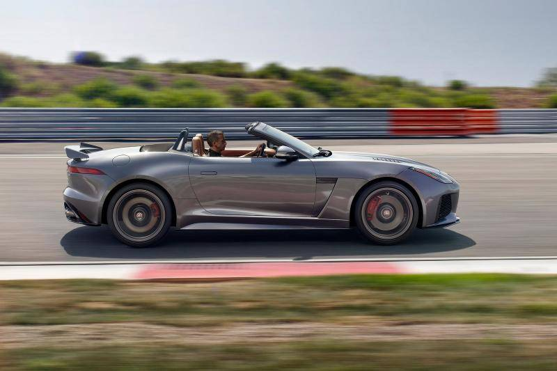 Jaguar F-type cabrio prijzen en specificaties