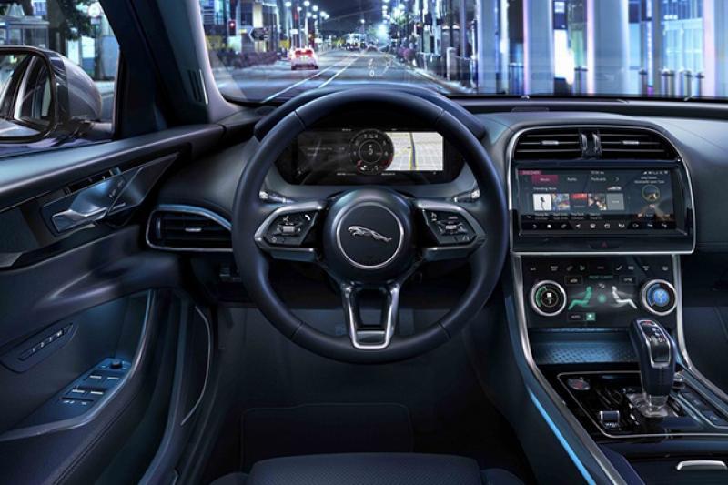 Jaguar XE prijzen en specificaties