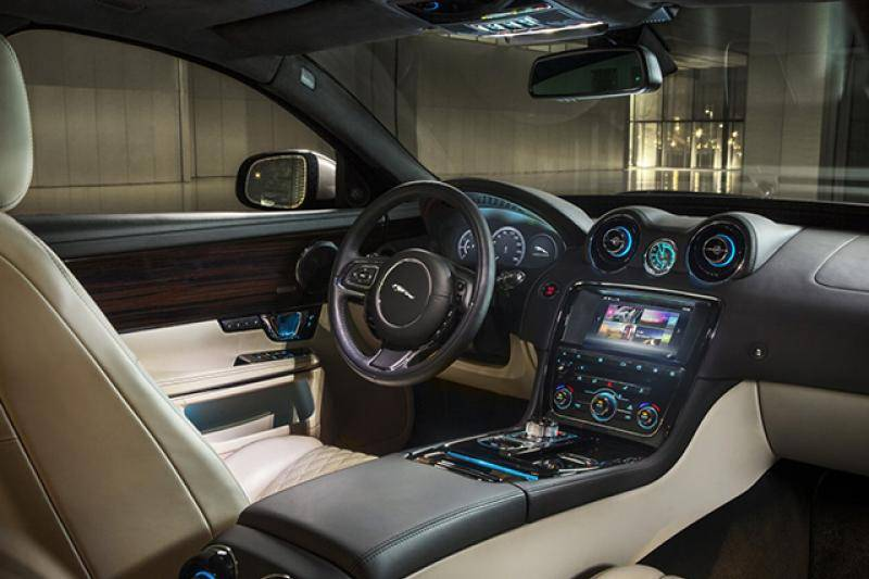 Jaguar XJ-serie prijzen en specificaties