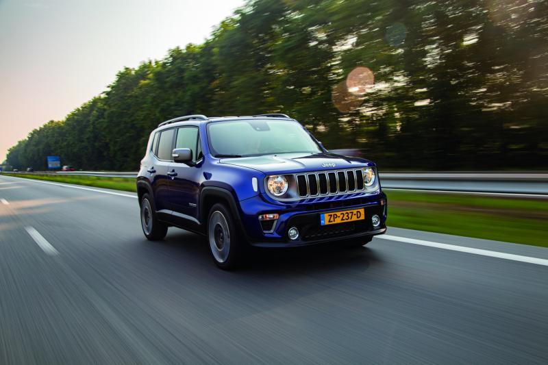 Jeep Renegade is rijdende Casanova