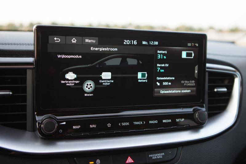 Eerste review: Kia Xceed PHEV (2020)