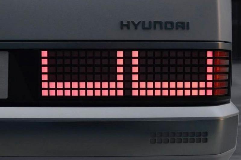 Hyundai Pony EV Heritage: Zo had de Hyundai Ioniq 5 er in de 70s uitgezien