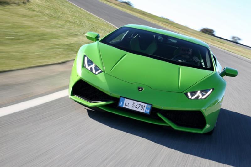 Lamborghini Huracan prijzen en specificaties