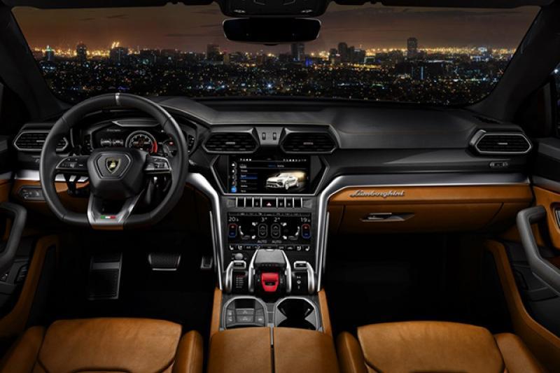 Lamborghini Urus (SUV)