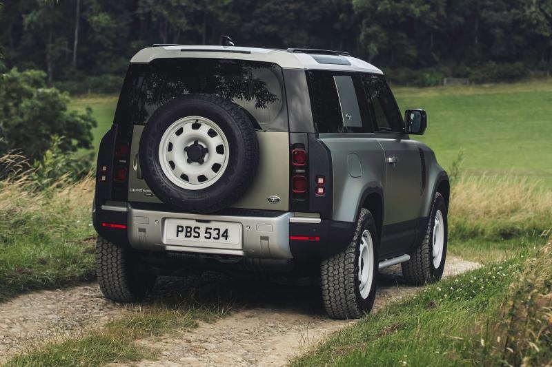Land Rover Defender 3-deurs