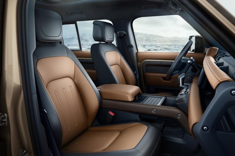 Land Rover Defender 5-deurs