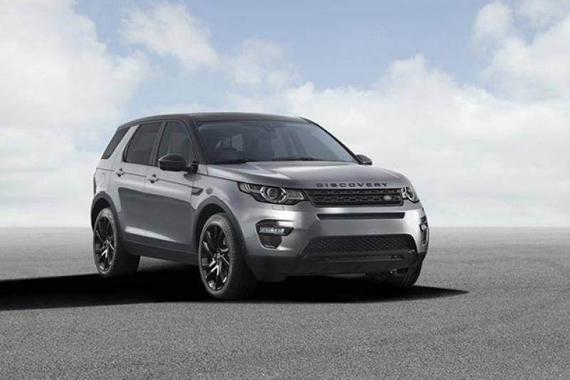 Land Rover Discovery Sport prijzen en specificaties