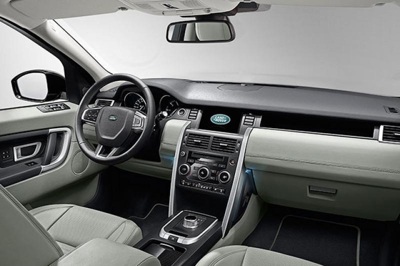 Land Rover Discovery Sport prijzen en specificaties