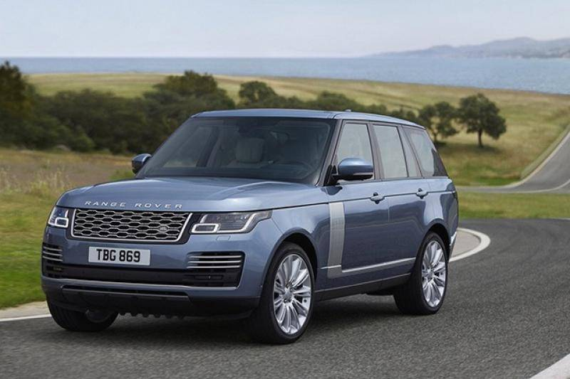 Land Rover Range Rover prijzen en specificaties