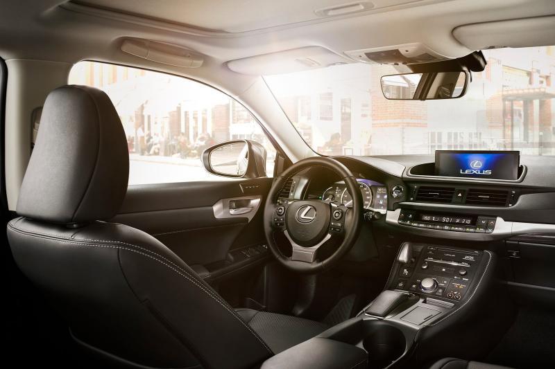 Lexus CT-serie