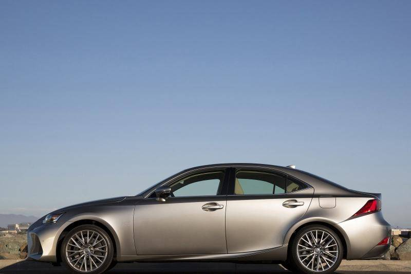 Lexus IS-serie prijzen en specificaties