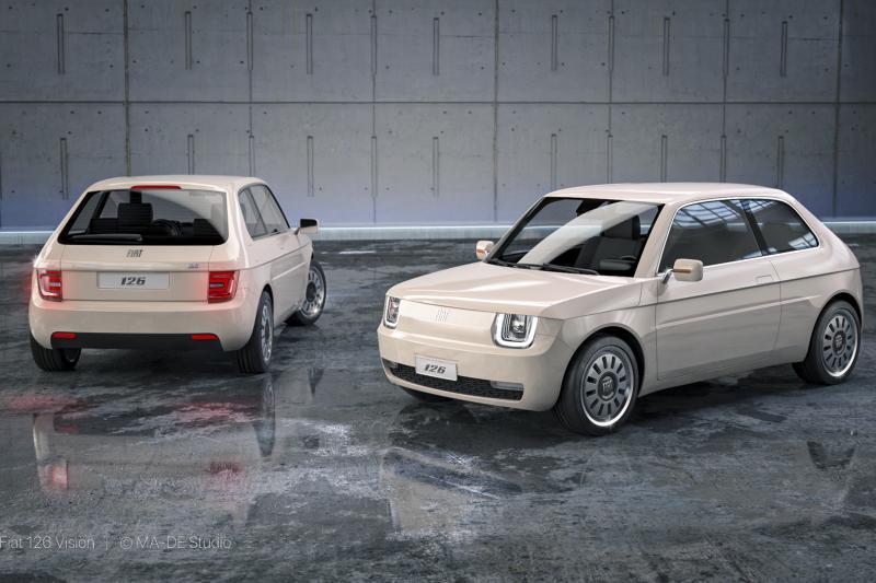 Waarom Fiat deze elektrische auto moet gaan bouwen