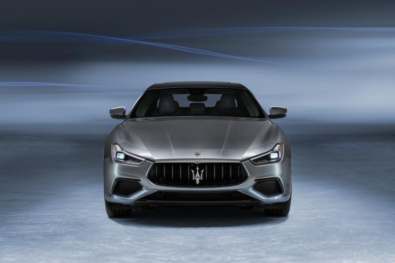 Maserati Ghibli Hybrid is de eerste geëlektrificeerde Maserati