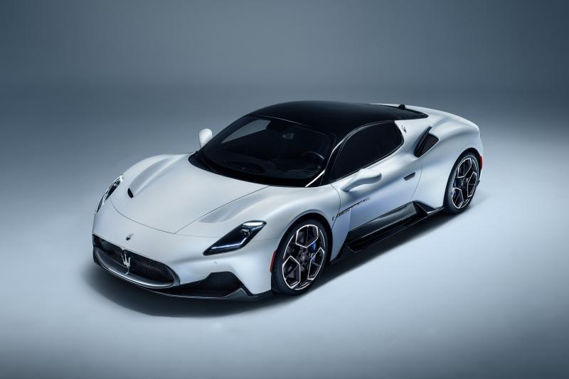 Maserati MC20: Een nieuw begin voor Maserati?