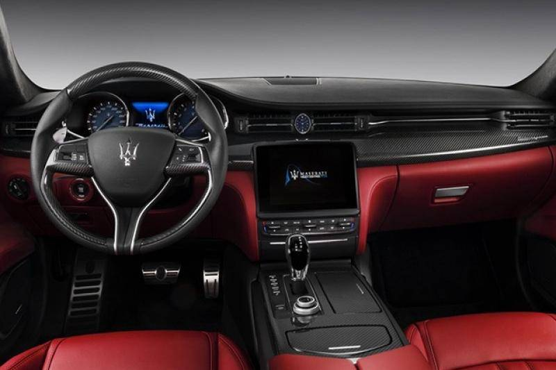 Maserati Quattroporte prijzen en specificaties