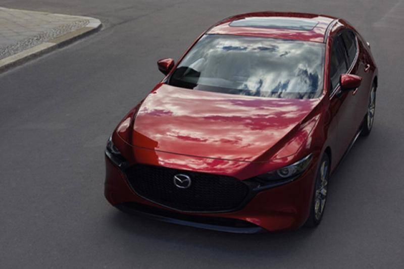 Mazda 3 5-drs prijzen en specificaties