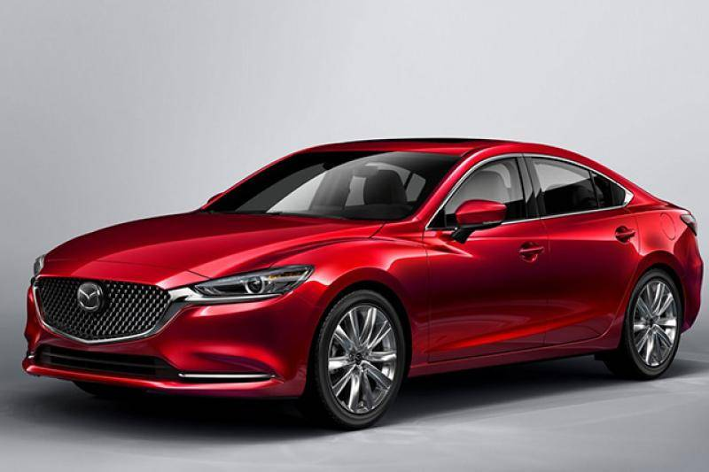 Mazda 6 prijzen en specificaties