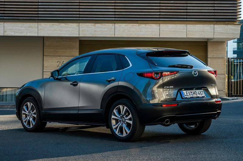 Mazda CX-30 prijzen en specificaties