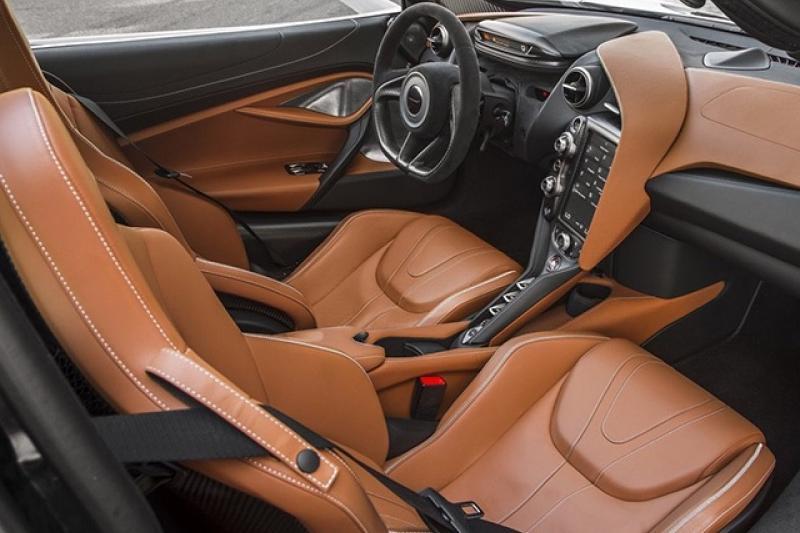 McLaren 720S coupe prijzen en specificaties