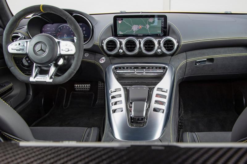 Mercedes-Benz AMG-GT Coupé