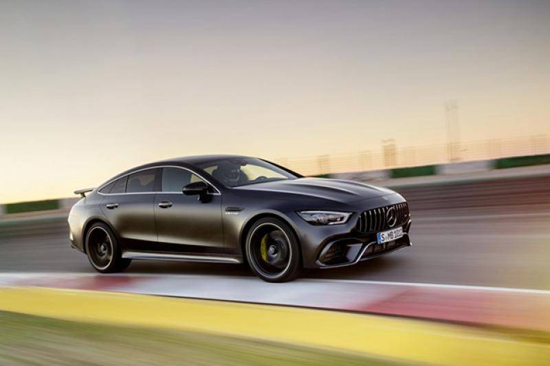 Mercedes AMG-GT prijzen en specificaties