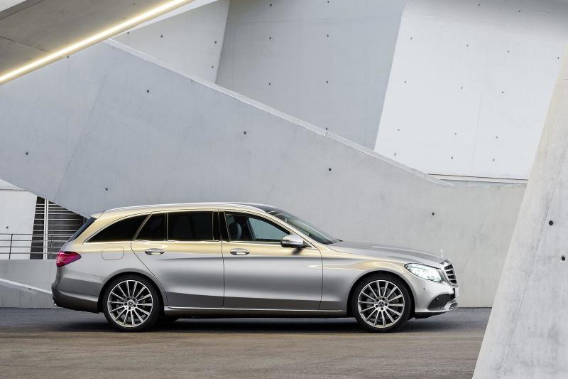 Mercedes-Benz C-Estate