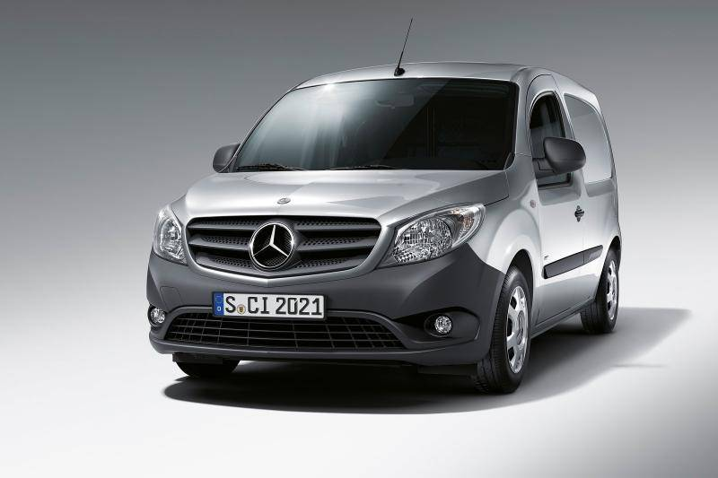 Mercedes Citan Combi prijzen en specificaties