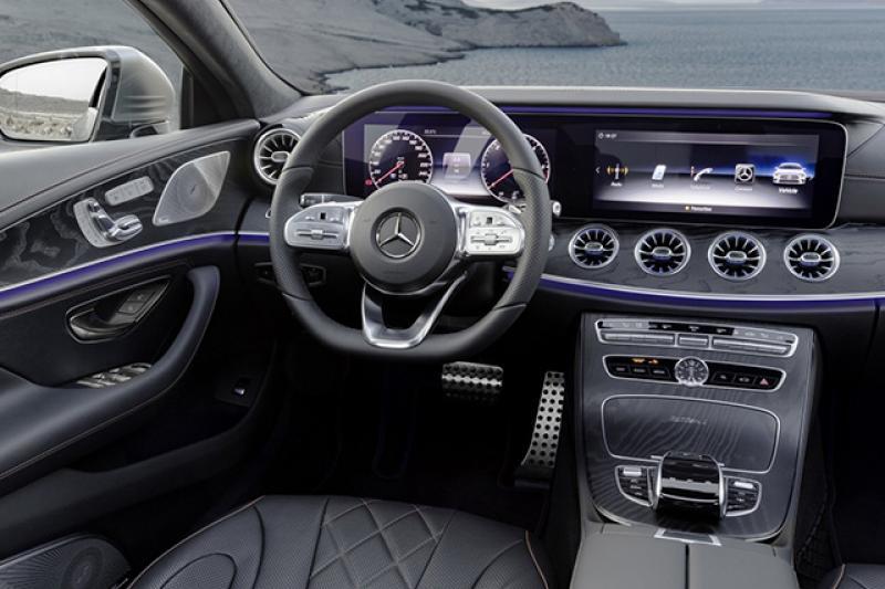 Mercedes CLS prijzen en specificaties