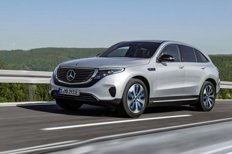 Mercedes EQC prijzen en specificaties