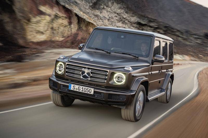 Mercedes G-klasse prijzen en specificaties