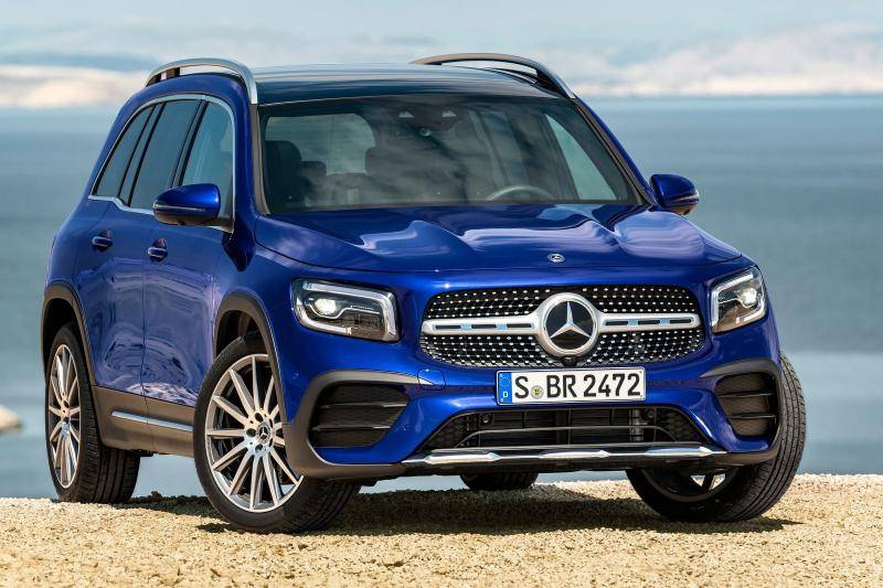 Mercedes GLB prijzen en specificaties