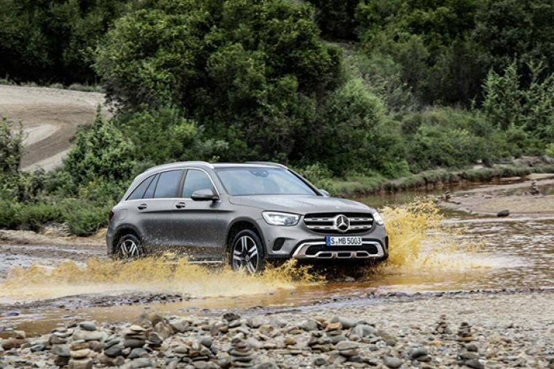 Mercedes GLC-klasse prijzen en specificaties