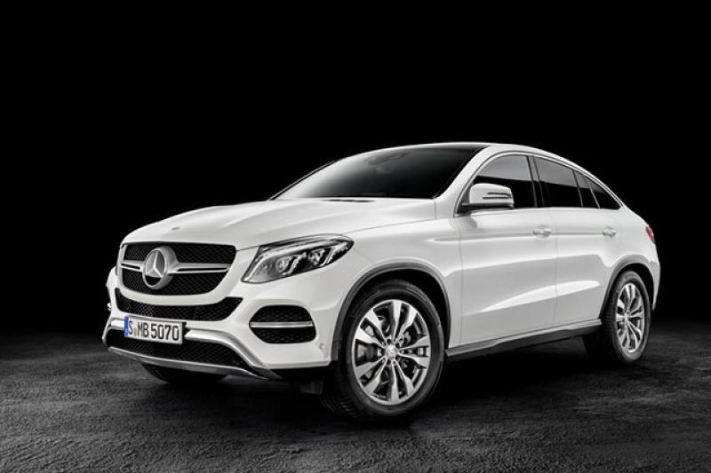 Mercedes GLE Coupe prijzen en specificaties