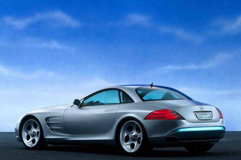 Top 10: De gaafste concept cars van Mercedes-Benz