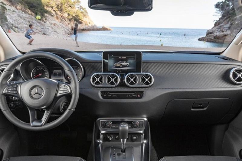 Mercedes X-klasse prijzen en specificaties