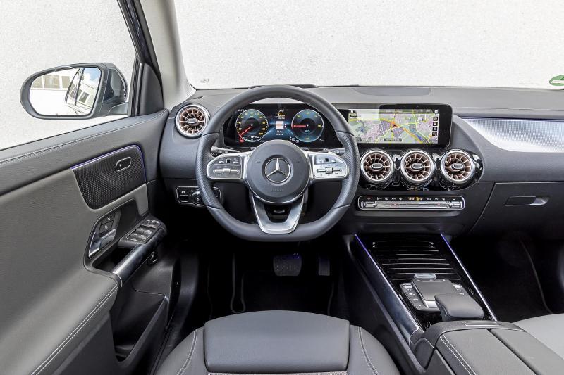 """Elektro-SUVs testen: Mercedes EQA bekommt """"Packing""""-Lektion von Skoda Enyaq iV und Volkswagen ID.4"""