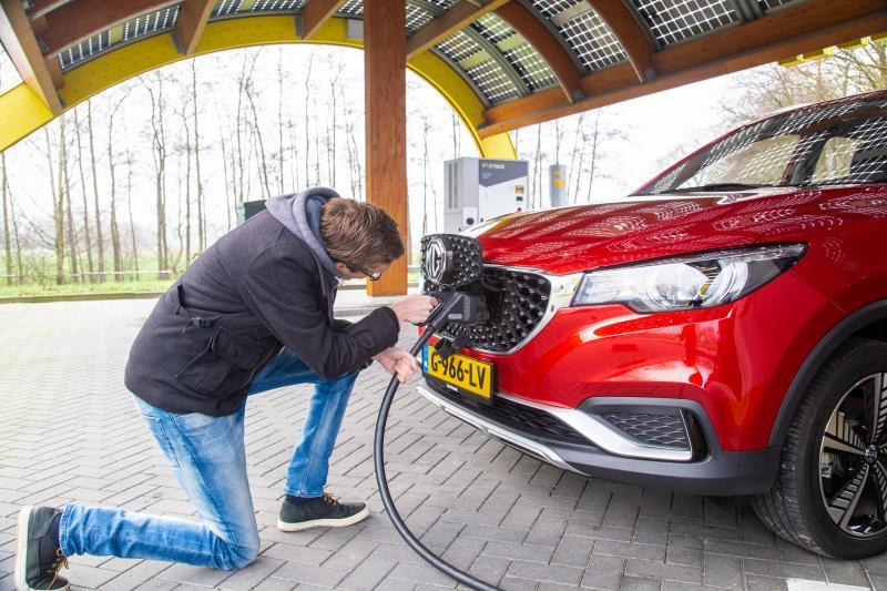 Er komen lagere parkeertarieven voor elektrische auto's