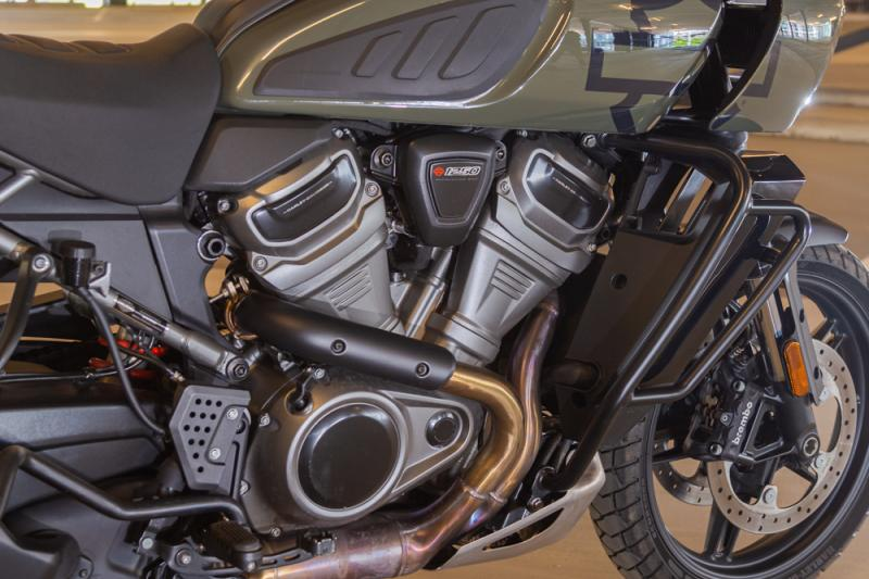 Motorcycle test - BMW R 1250 GS vs.  Harley Davidson Pan America: Is the Best-Selling Adventure Motorcycle Still the Best?