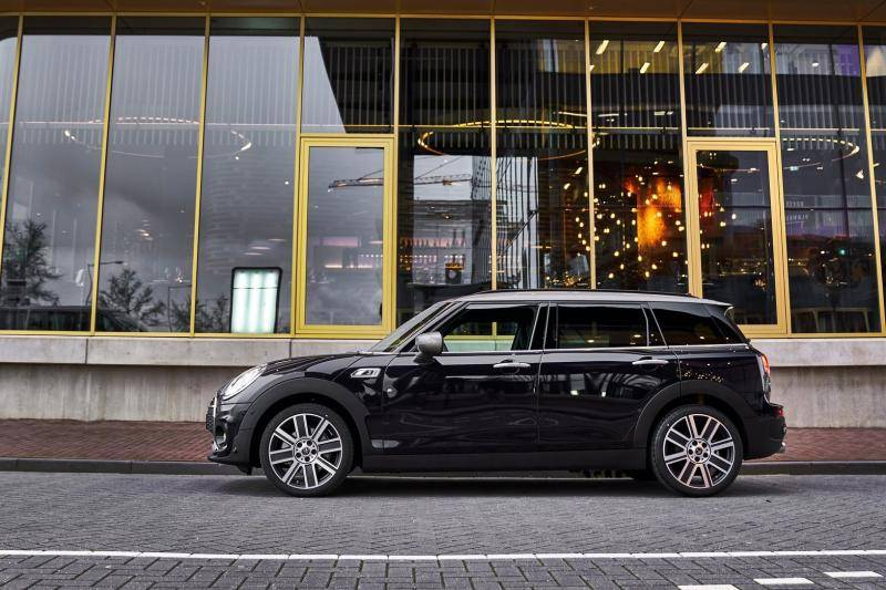 Mini Mini Clubman prijzen en specificaties