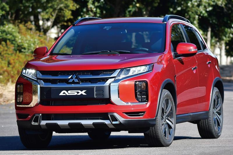 Mitsubishi ASX prijzen en specificaties